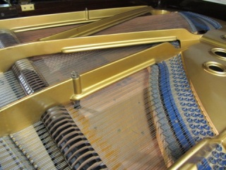 Bluthner gate-leg Grand Piano For Sale