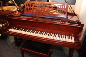 Richard Lipp grand piano for sale